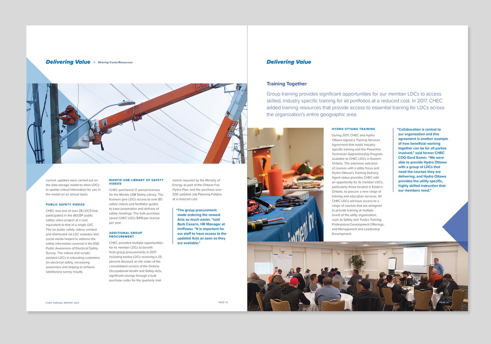 CHEC 2017 Annual Report